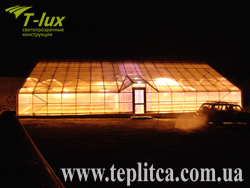 greenhouses on order