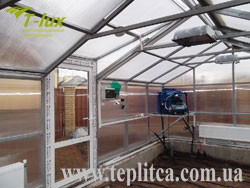 custom made greenhouses